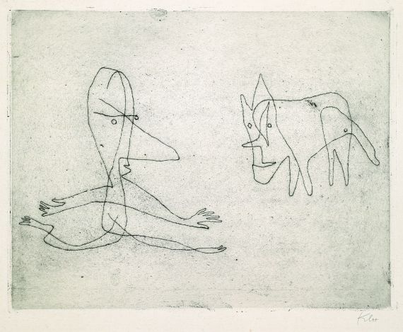 Paul Klee - Was läuft er?