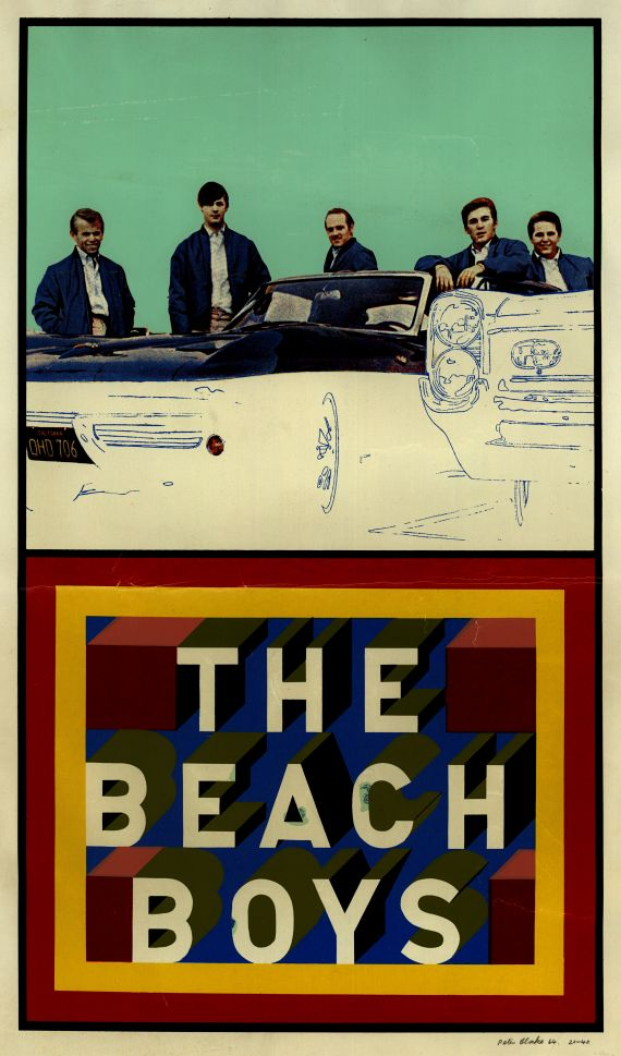 Peter Blake - Beach Boys