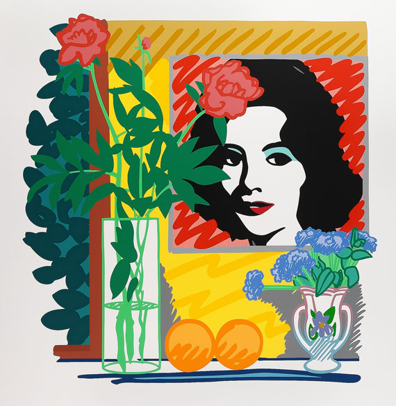 Tom Wesselmann - Still Life with Liz