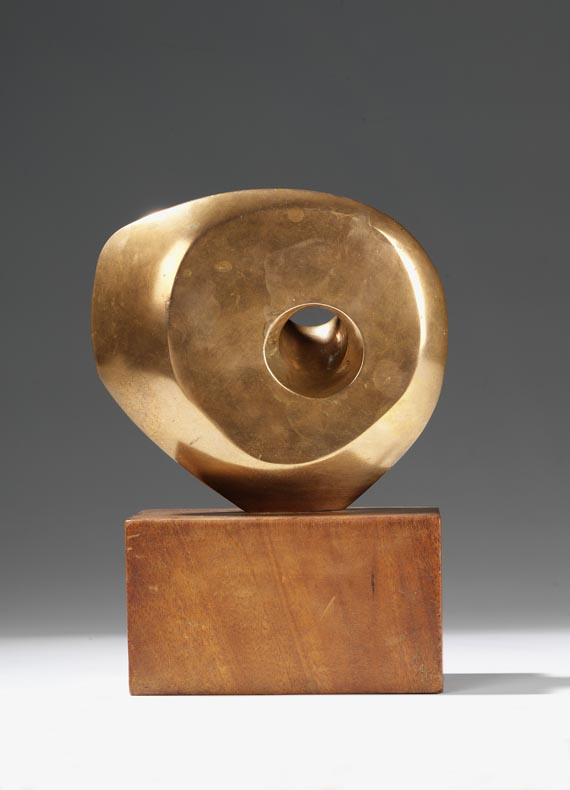 Barbara Hepworth - Pierced Round Form