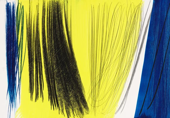 Hans Hartung - PM 1973-35