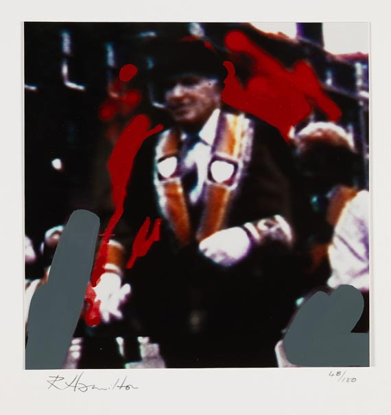 Richard Hamilton - Orange Order