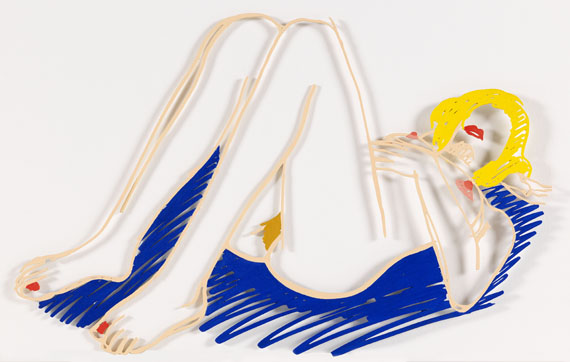 Tom Wesselmann - Blonde on Blanket Edition