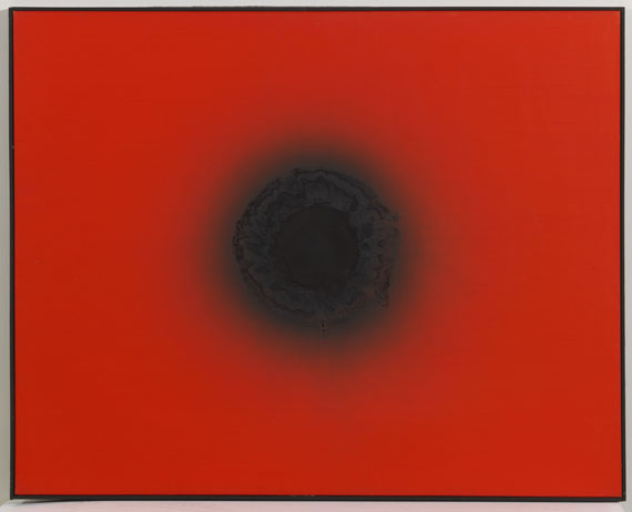 Otto Piene - Luther Rose - Rahmenbild