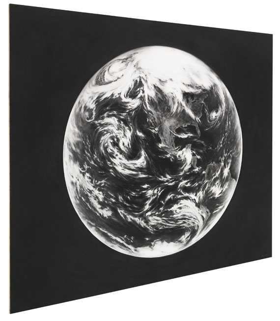 Robert Longo - Untitled (Earth, for Zander) - Weitere Abbildung