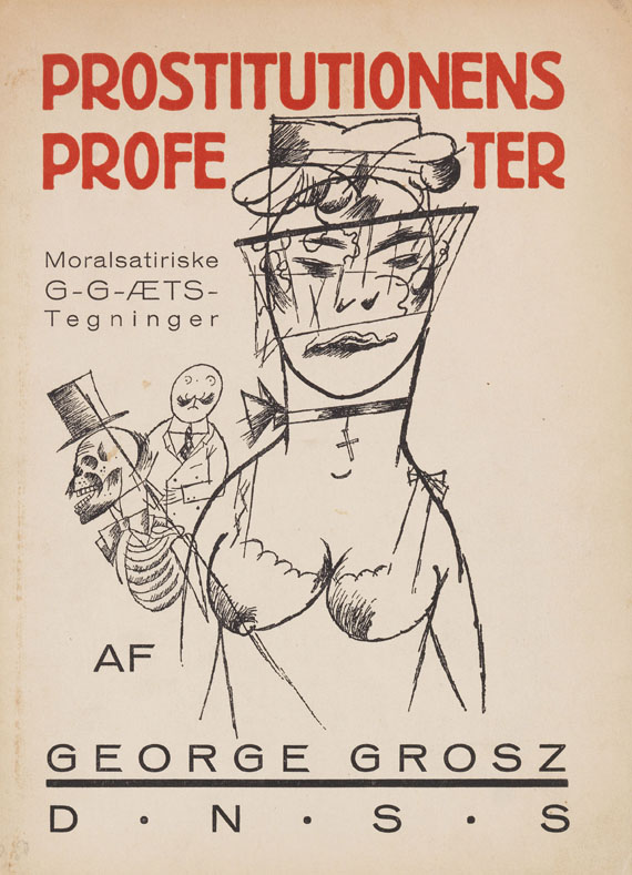 George Grosz - Prostitutionens Profeter
