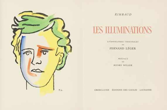 Arthur Rimbaud - Les illuminations
