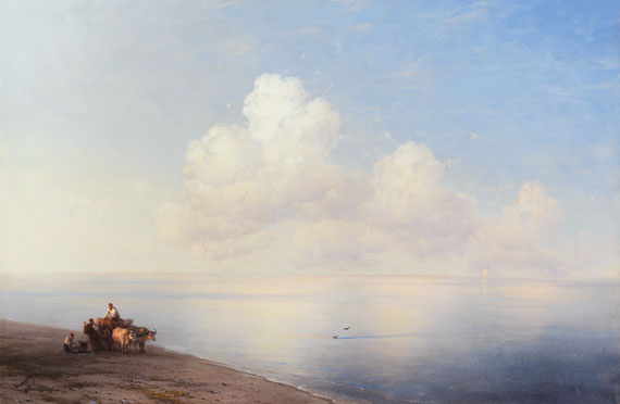 Ivan Aivazovsky - Ruhige See