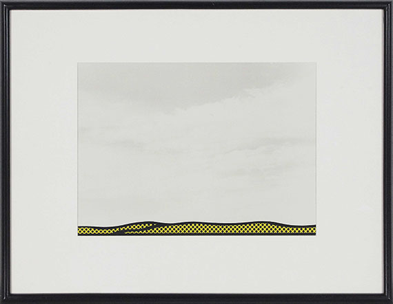 Roy Lichtenstein - Ten Landscapes - Rahmenbild