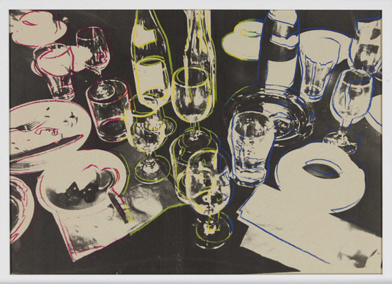 Andy Warhol - After The Party - Rahmenbild