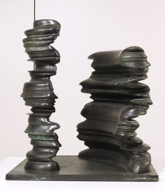 Tony Cragg - Untitled - Rückseite